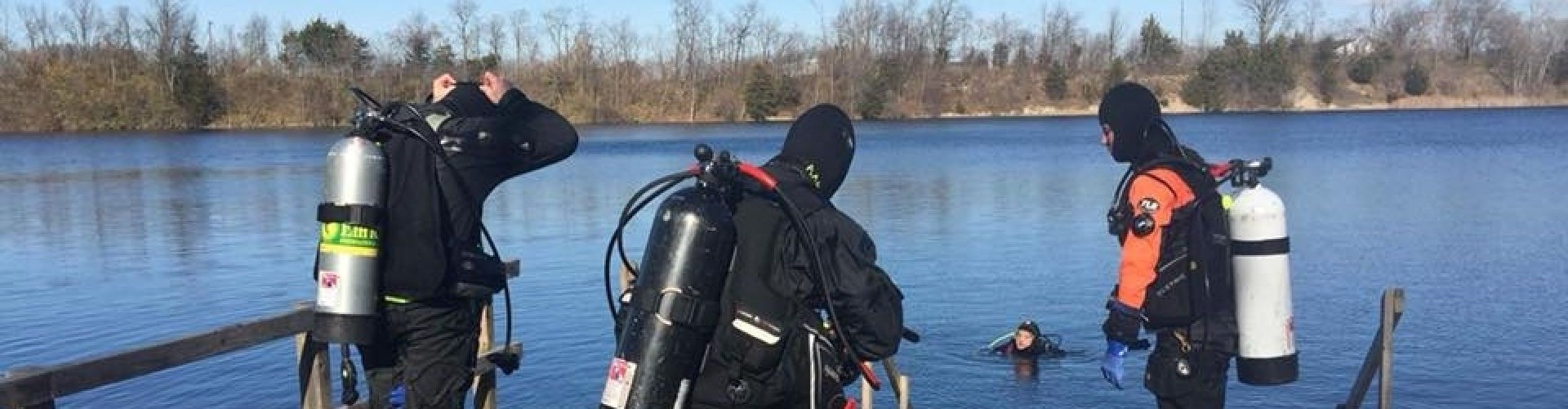 1 - Drysuit Divers @ Gilboa