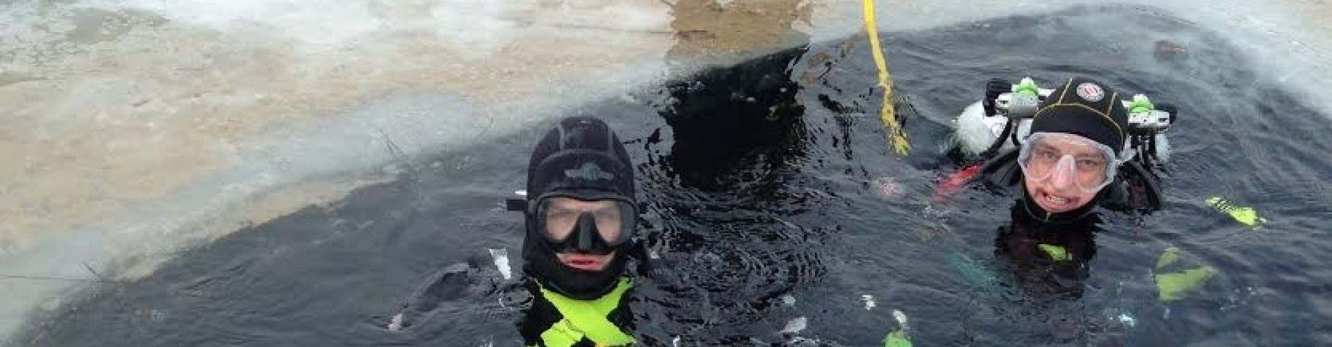 1 - Ice Diving at SMP