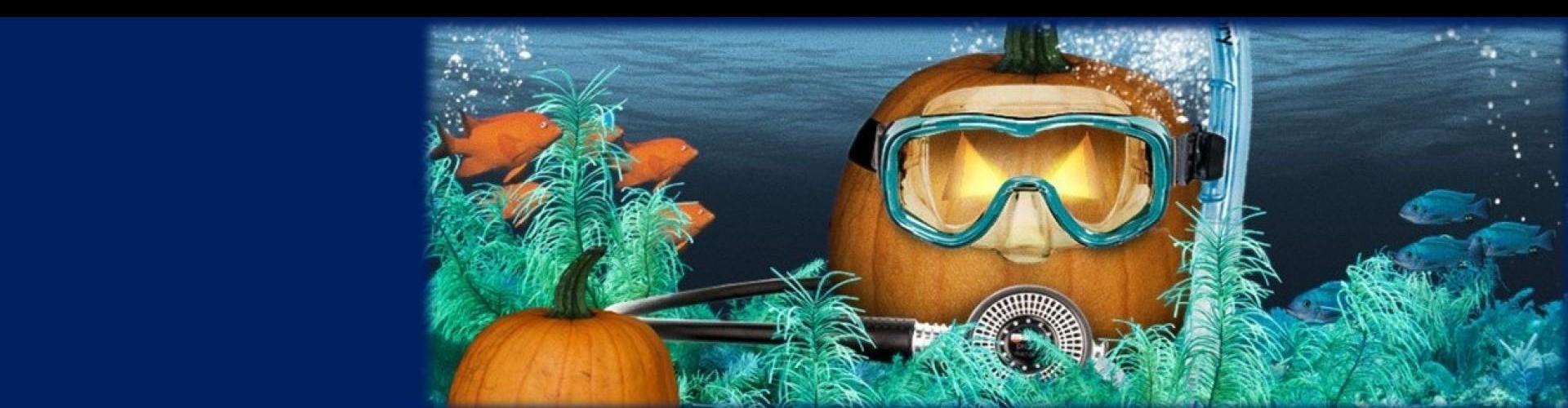 1 - Halloween Dive